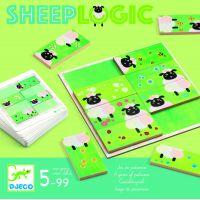 Djeco Hra Ovce a Logika