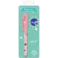 Djeco Kúzelné pero s baterkou Pink