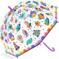Djeco Krásny dizajnový dáždnik Dúha