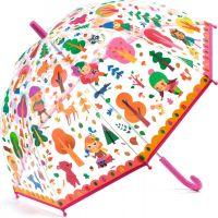 Djeco Krásny dizajnový dáždnik Les