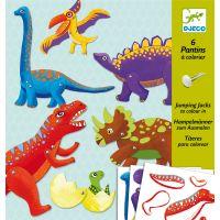 Djeco Bábky Dinosaury