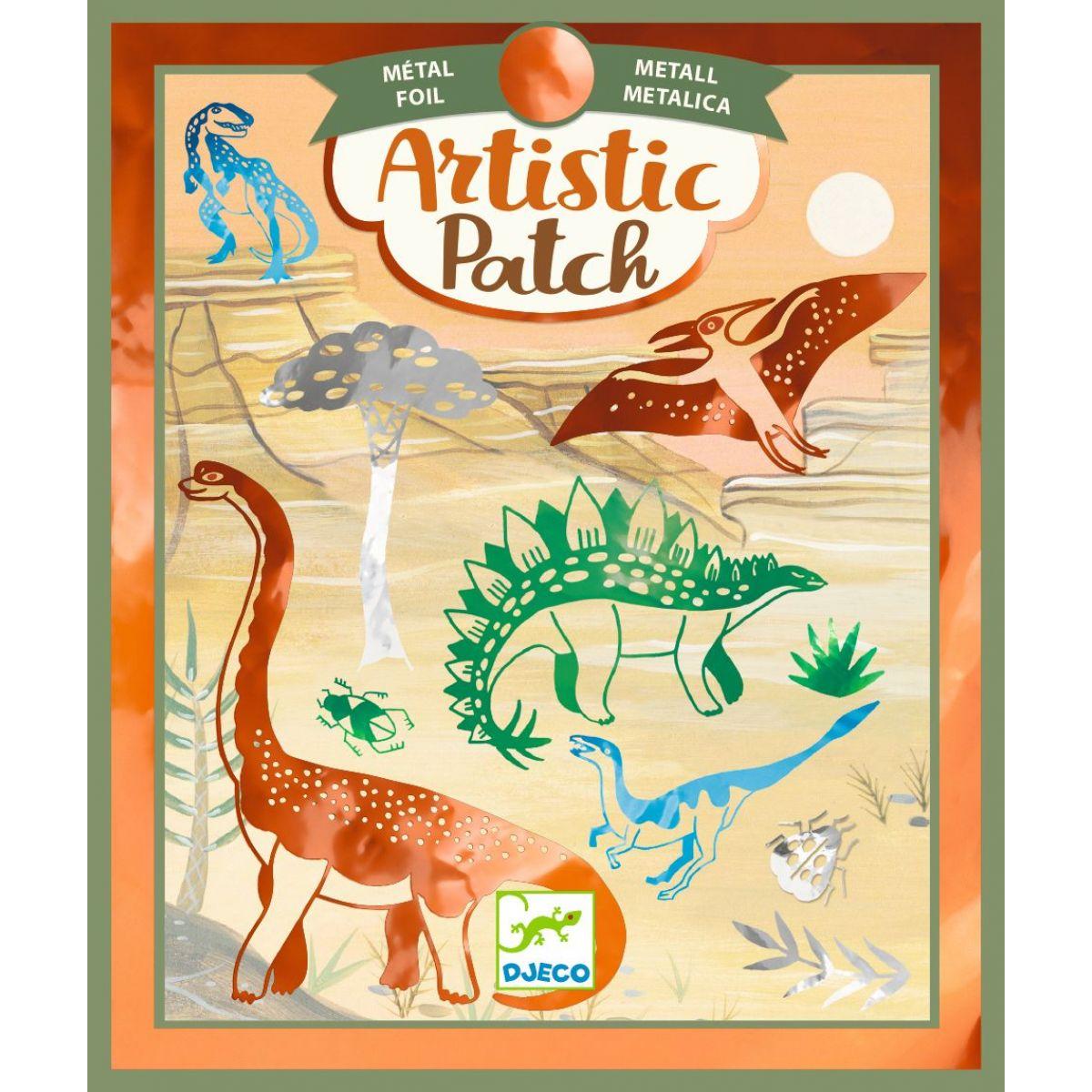 Djeco Magické obrázky Dinosaury Folie
