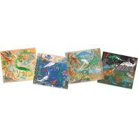Djeco Magické obrázky Dinosaury Folie 3
