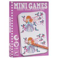 Djeco Mini Games: Nájdi rozdiely Lea