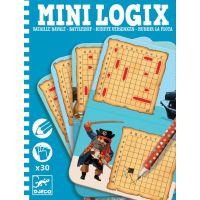 Djeco Mini Logix Bitka korábov