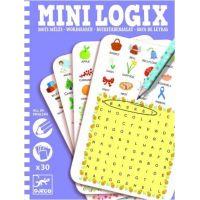 Djeco Mini Logix: Učíme se anglicky