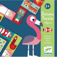 Djeco Domino: Zvířátka
