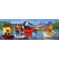 Djeco Obrazové puzzle Letné jazero