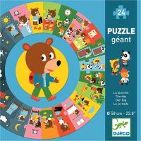 Djeco Obří puzzle Den