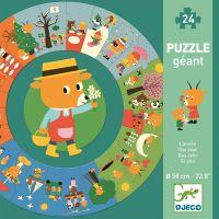 Djeco Obří puzzle Rok