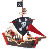 Djeco Pirátska loď