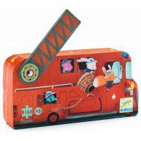 Djeco Puzzle Hasičské auto
