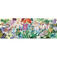 Djeco Puzzlový obraz dúhový tigre 1000 dielikov