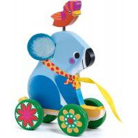 Djeco Tahací hračka Modrá koala