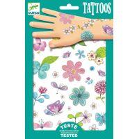 Djeco Tetovanie Kvety
