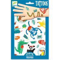 Djeco Tetování V jungli