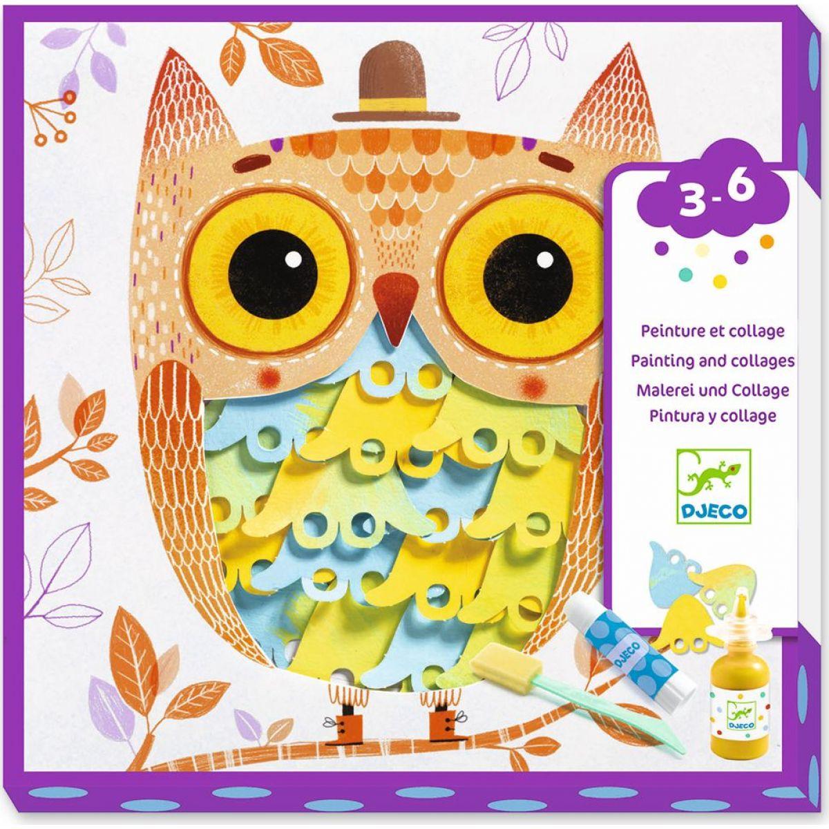 Djeco Výtvarná sada papierové zdobenie