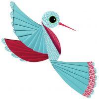 Djeco Výtvarná sada Vtáčiky 2