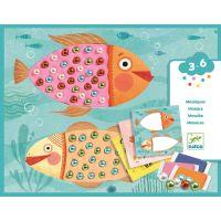 Djeco Výtvarný set Perlovej rybky