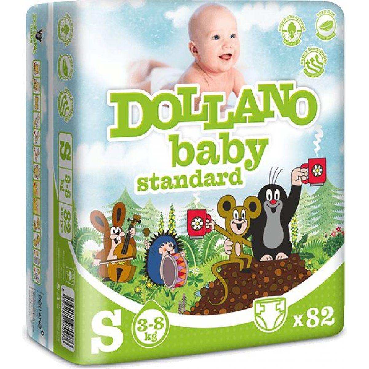 Dollano Baby Standard S 82 ks