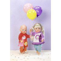 Zapf Creation Dolly Moda Letní oblečení 43 cm 2 druhy 2
