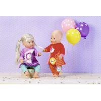 Zapf Creation Dolly Moda Letní oblečení 43 cm 2 druhy 3