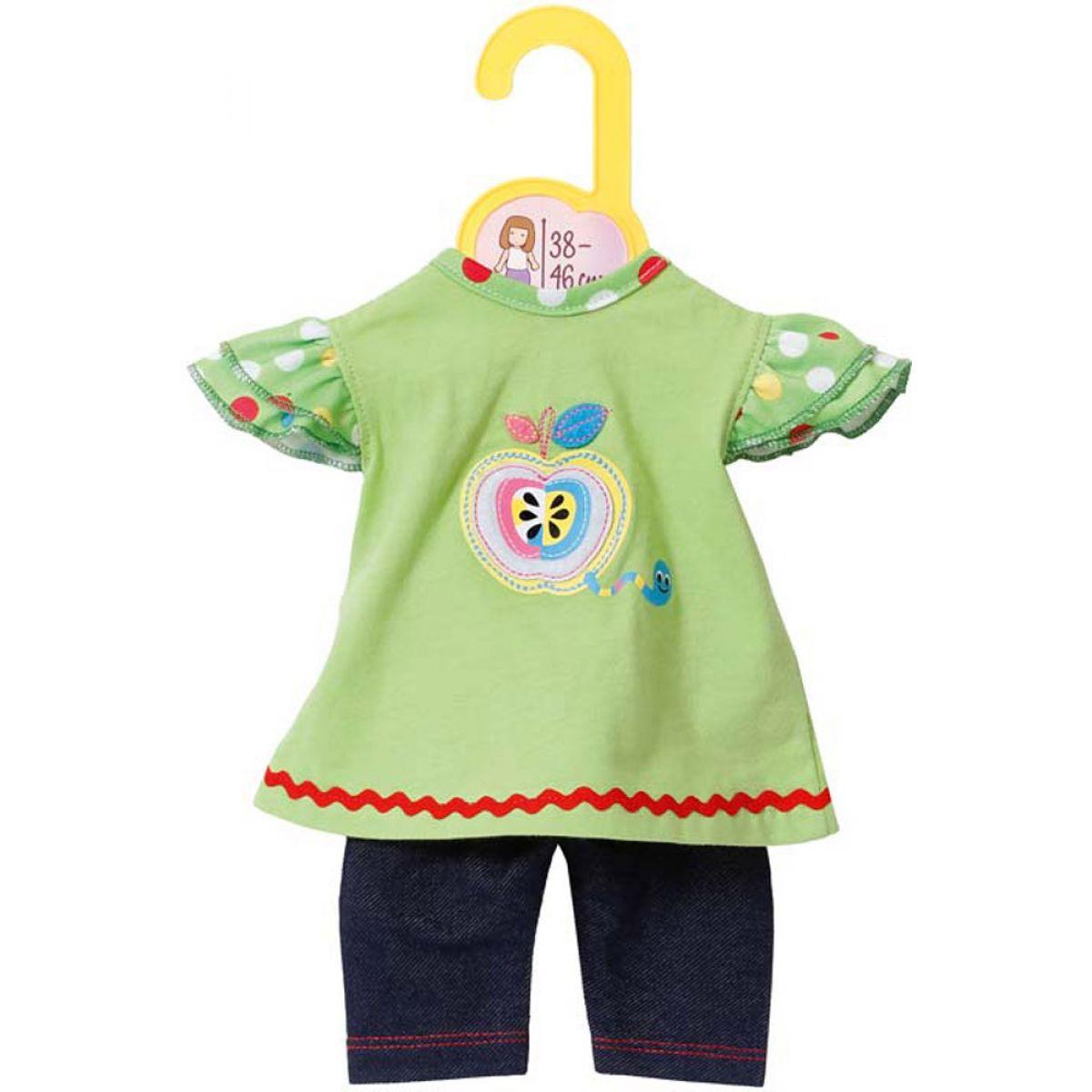 Zapf Creation Dolly Moda Šatičky s legínami 38-46 cm