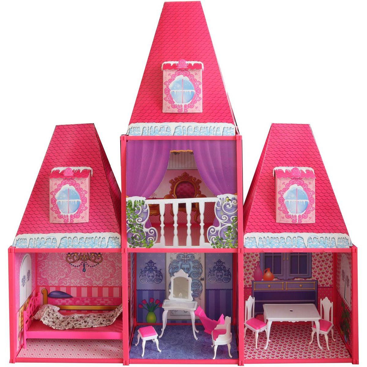 Domček pre bábiky 4511