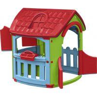 Marian Plast domček s dielňou