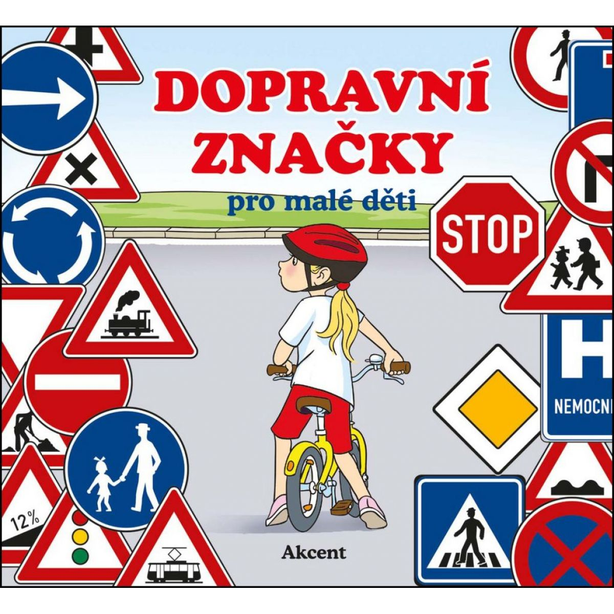 Dopravné značky pre malé deti