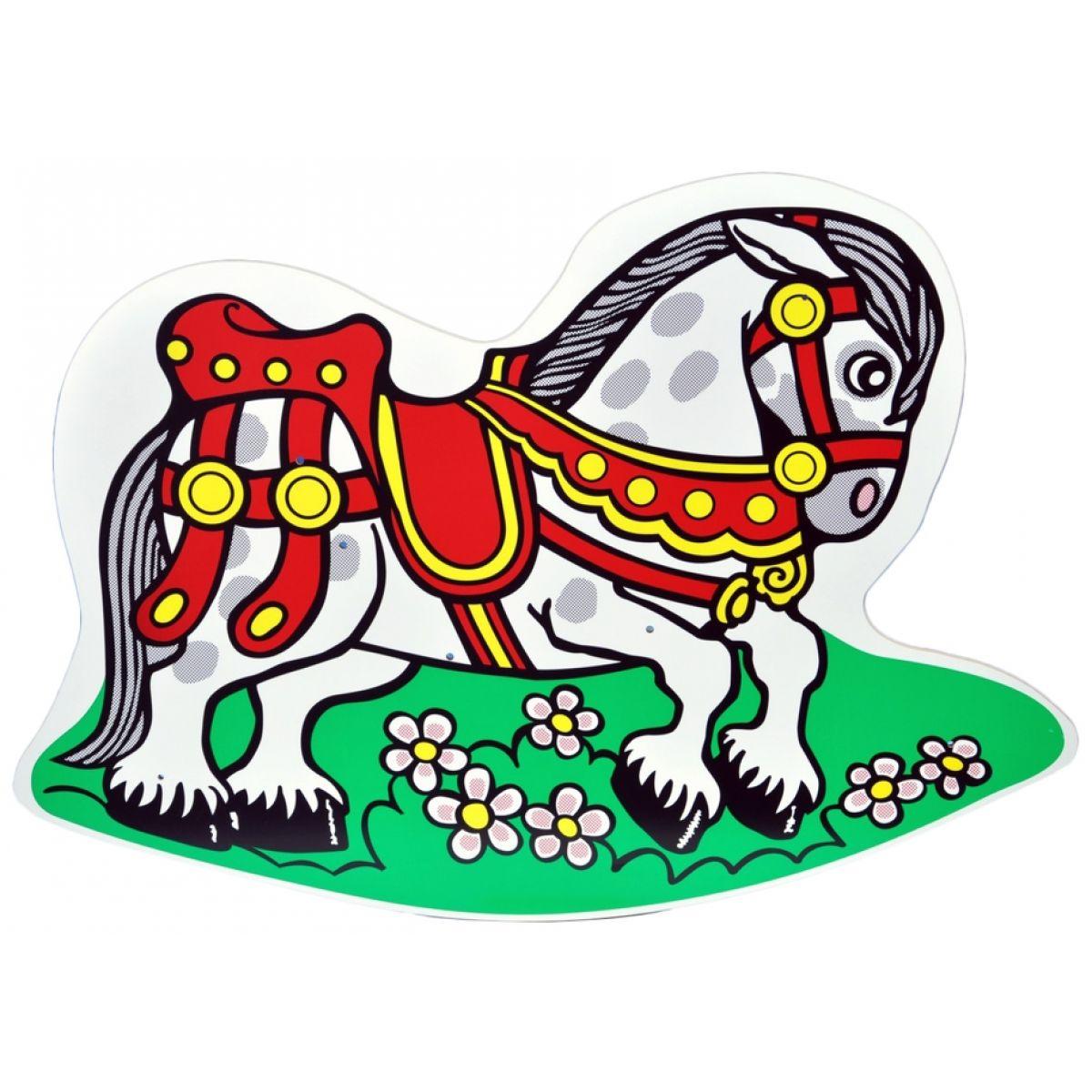 Drevené hračky Jaroš Hojdačka kôň
