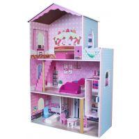 Drevený domček pre bábiky 3476