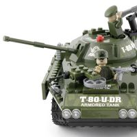 Dromader 22502 Vojáci Tank 213ks 3