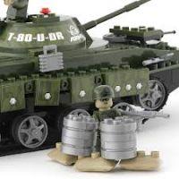 Dromader 22502 Vojáci Tank 213ks 4