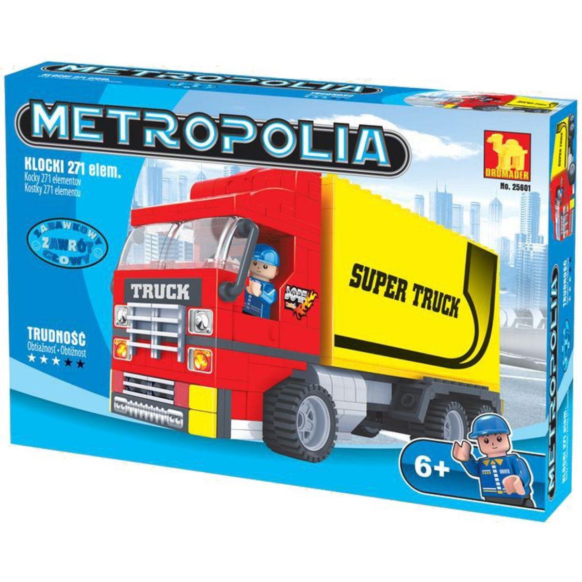 Dromader 25601 nákladní auto 271 dielikov