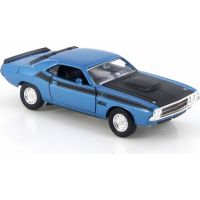 Welly Auto 1970 Dodge 1:24 modrý