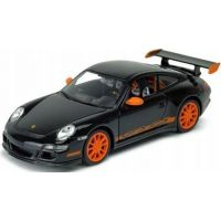 Welly Auto Porsche 911 (997) GT3 RS 1:24 černé