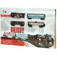 DROMADER 03046 - Orient Vlak + 3 vagóny na baterie
