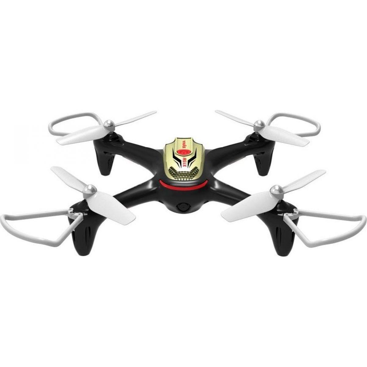 Dron na diaľkové ovládanie X15W čierny