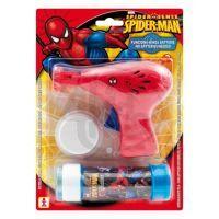 Dulcop Spiderman Bublifuková pistole