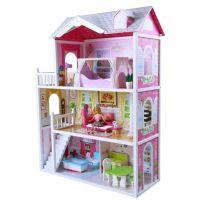 Dům pro panenky 14 ks doplňků
