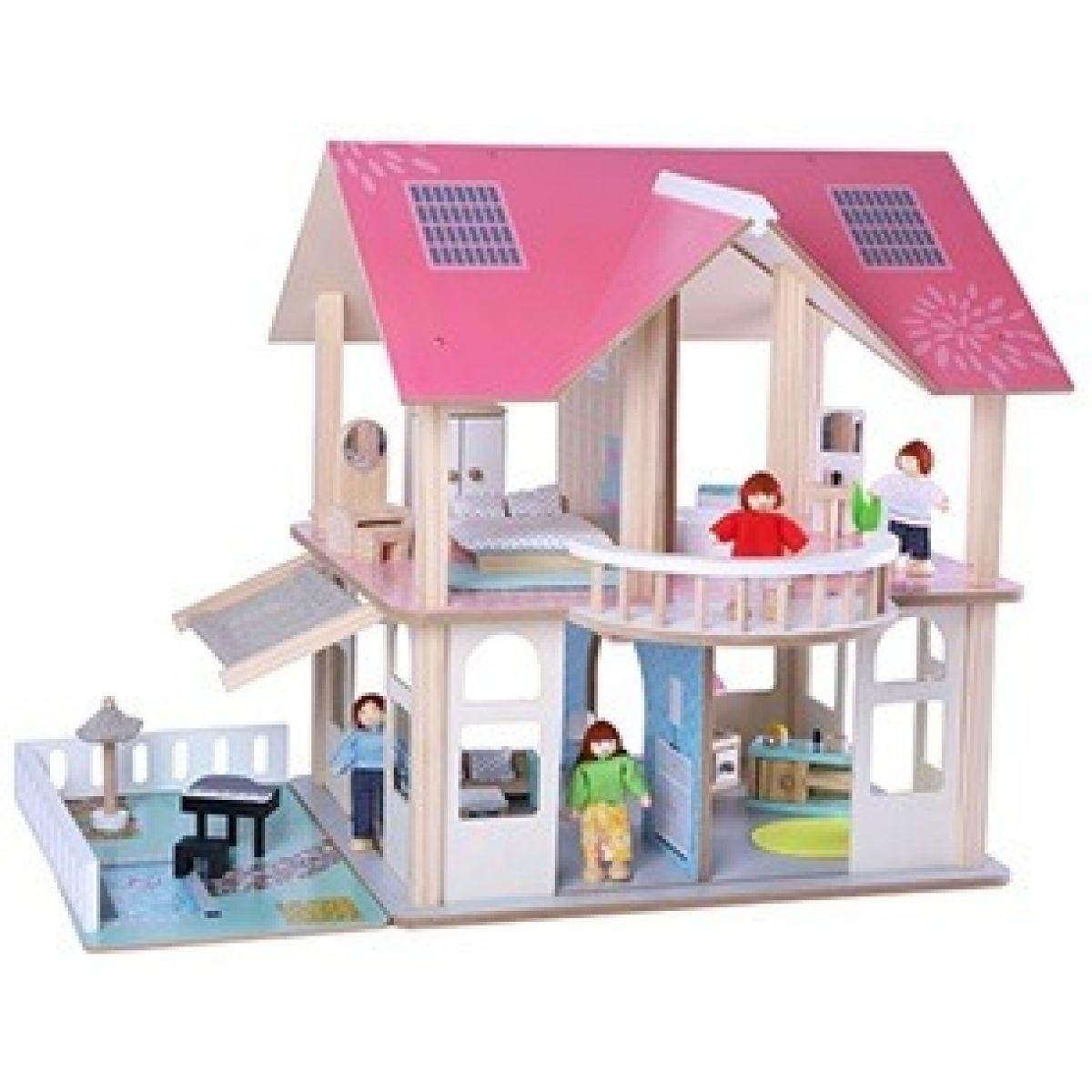 Dom pre bábiky 31 ks