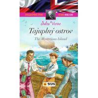Dvojjazyčné čtení Č-A Tajuplný ostrov