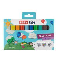 Easy Creative plastelína 10 farieb 160g