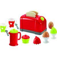 Raňajková súprava a toaster