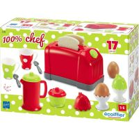 Raňajková súprava a toaster 3