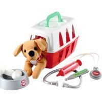 ECOIFFIER Lekársky košík so psíkom