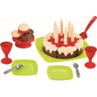 Ecoiffier Narodeninová torta s príslušenstvom