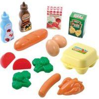 Ecoiffier Potraviny v sieťke Raňajkový set