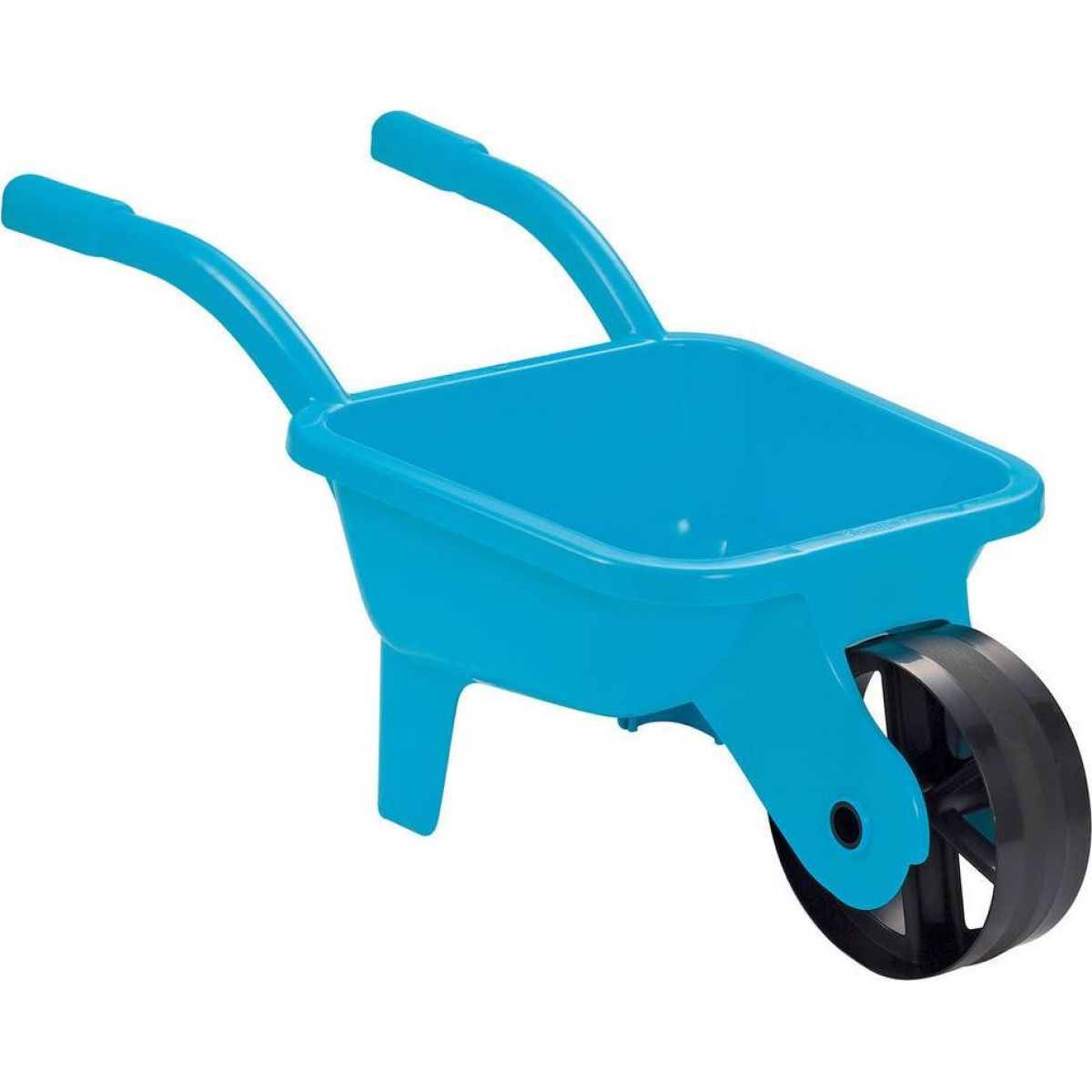 Ecoiffier Záhradný fúrik plastové modré